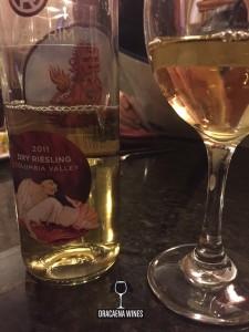 dracaena, wine, pacific rim, washington state