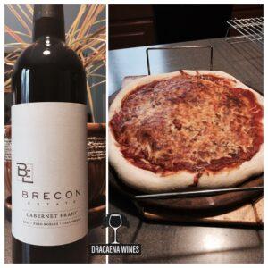 brecon, ny style pizza, dracaena, wine, paso robles, central coast
