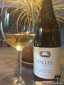 talley vineyards chardonnay