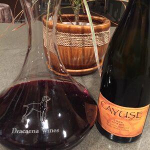 Dracaena Wines, Exploring the Wine Glass