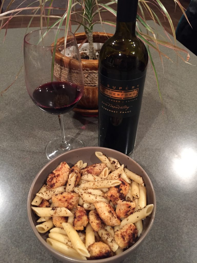 Cabernet Franc Versatile, Dracaena Wines