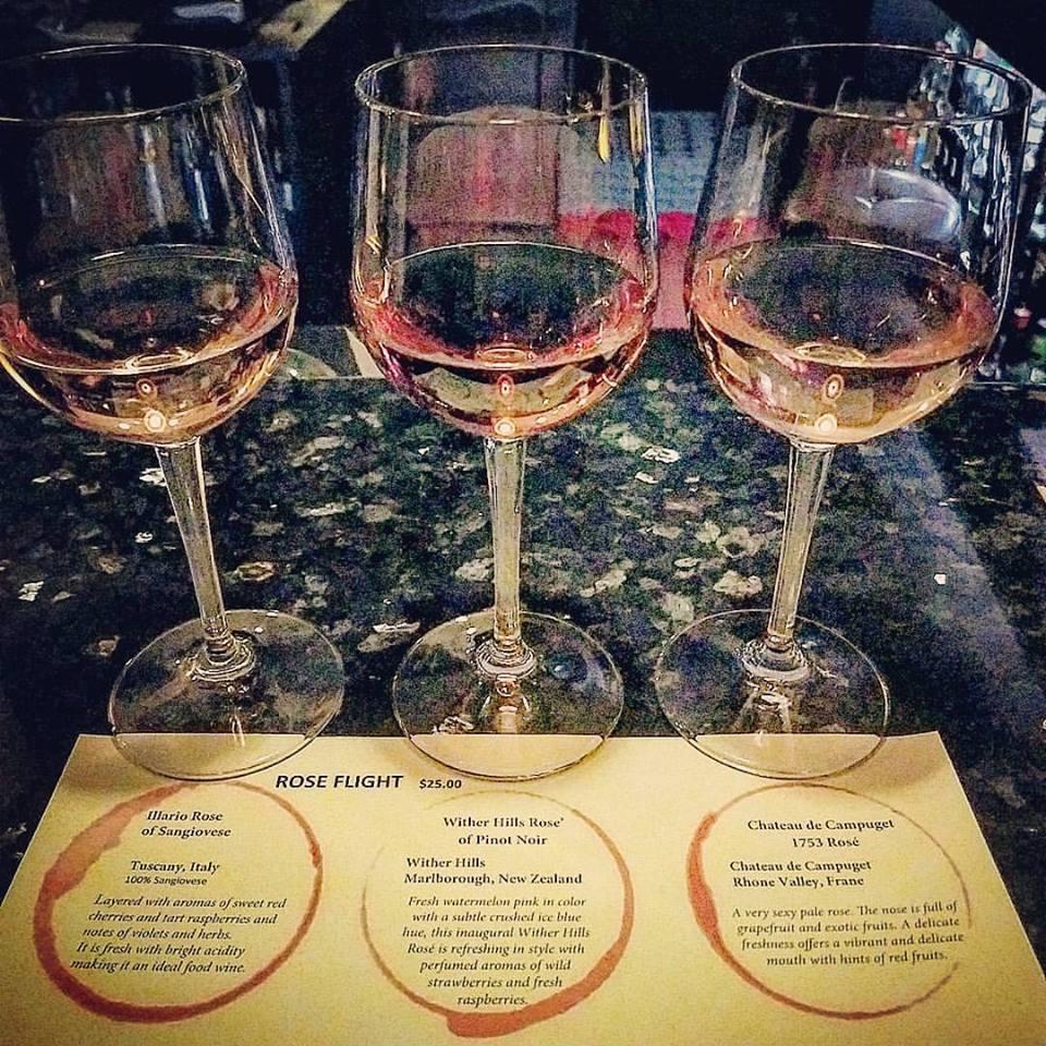 Exploring the Wine Glass, Tree Tavern Wine Bar
