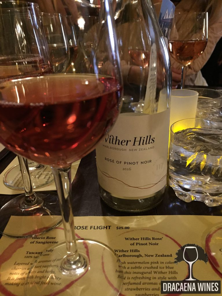 Exploring the Wine Glass, Wither Hills