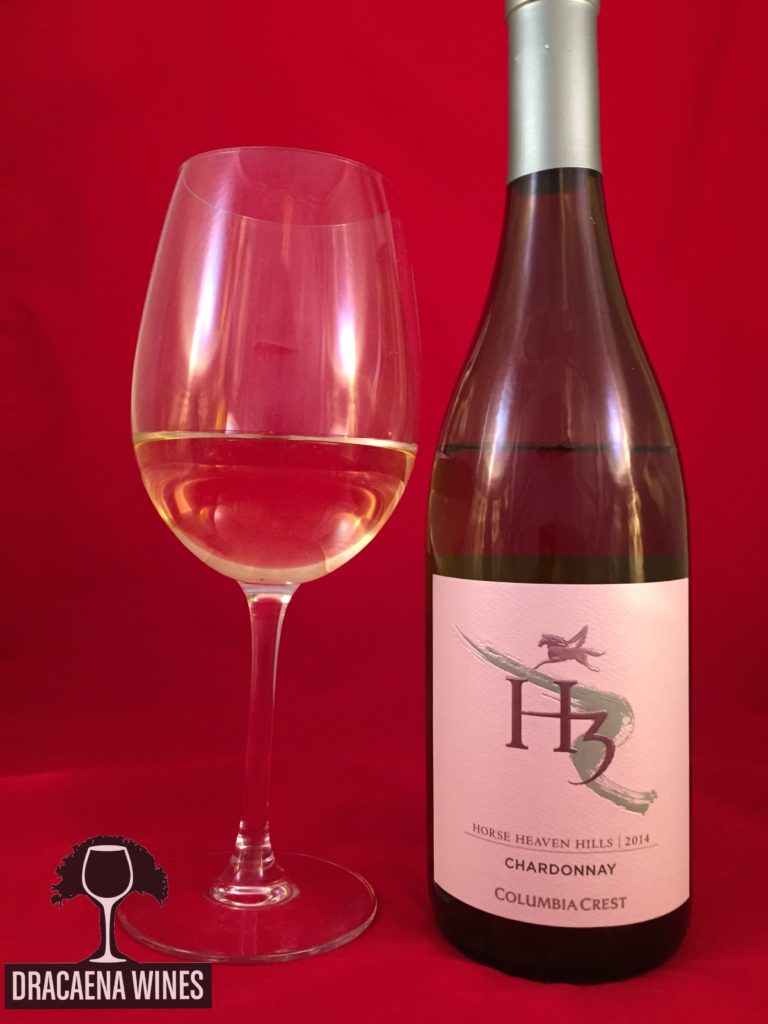 Dracaena Wines, Columbia Crest Chardonnay
